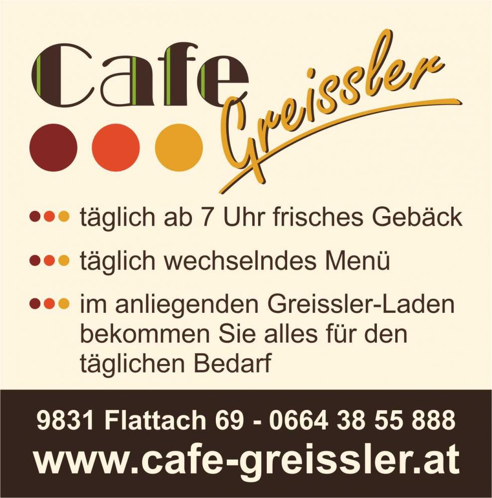 Cafe Greissler - Frühstück, Cafe & Kuchen, Laden