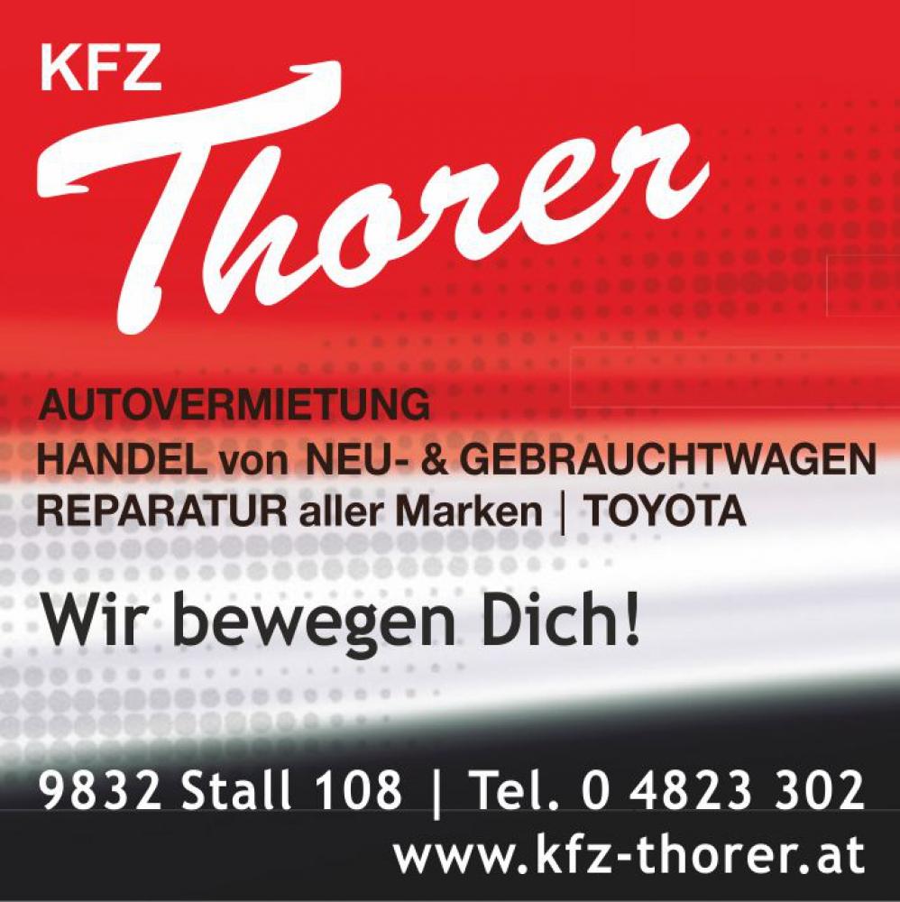 KFZ Thorer - Werkstatt, Mietwagen, Autoverkauf