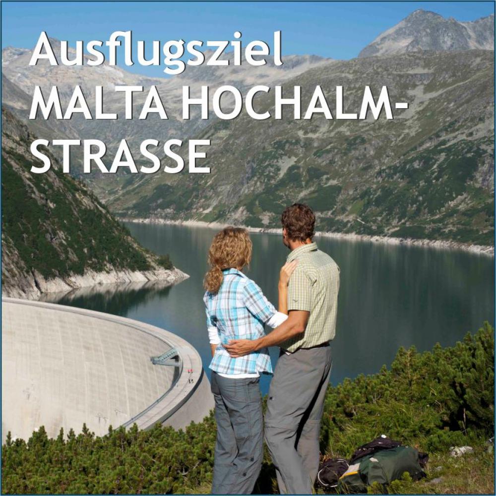 Malta Hochalmstraße - Kurvenreich und atemberaubend schön