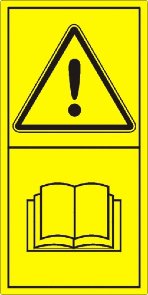Betriebsanleitung lesen!