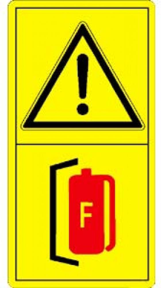 Benutzen der Maschine nur mit geeigneten Feuerlöscher erlaubt