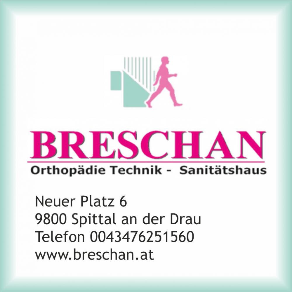 Breschan - Sanitätshaus, Orthopädie Technik