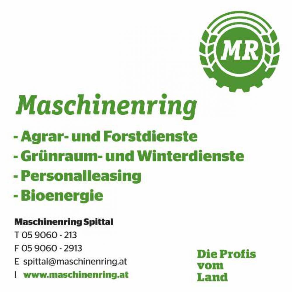 Maschinenring Spittal - Personalleasing, Agrar, Forst