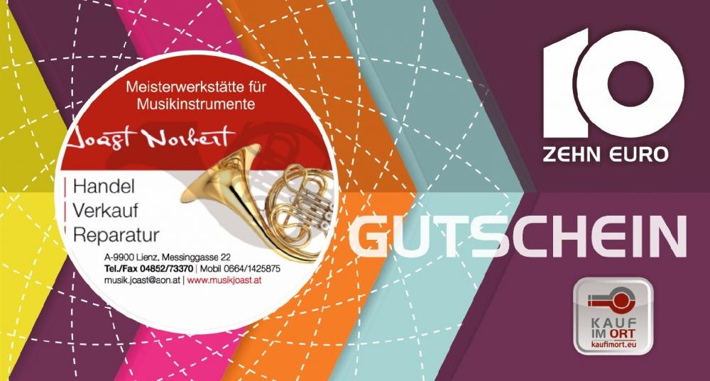 Musikhaus Joast - Musik, Zubehör, Service
