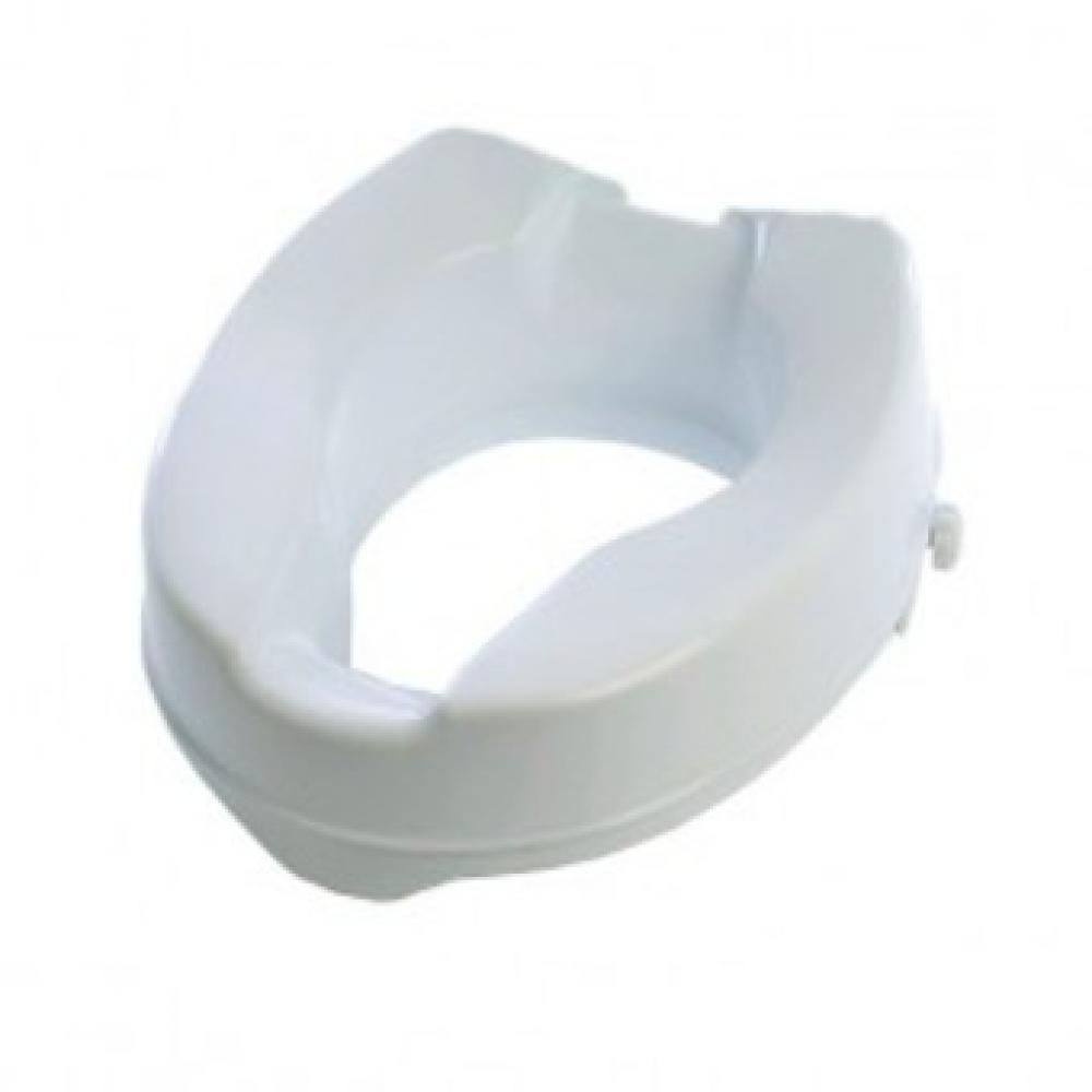Toilettsitzerhöhung ohne Deckel