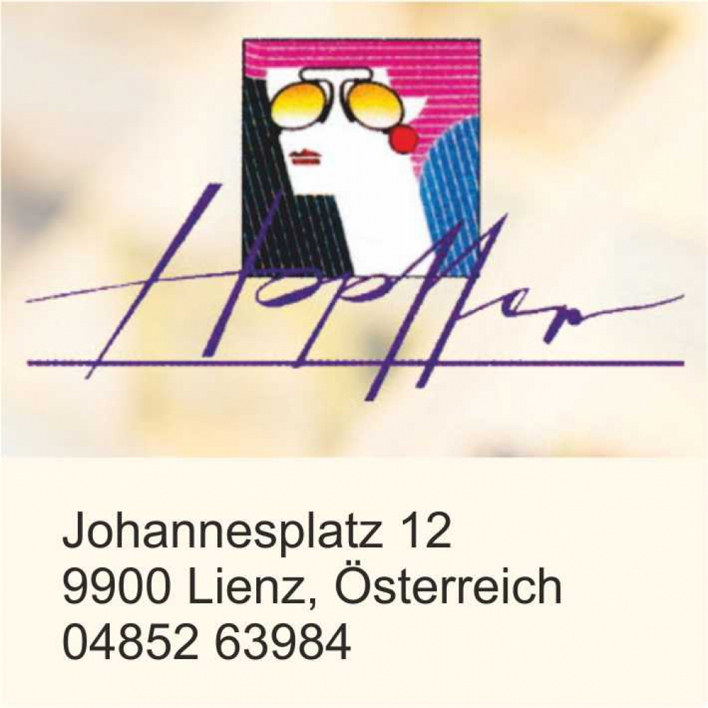 Optik Hopffer - Brillen, Kontaktlinsen & Zubehör