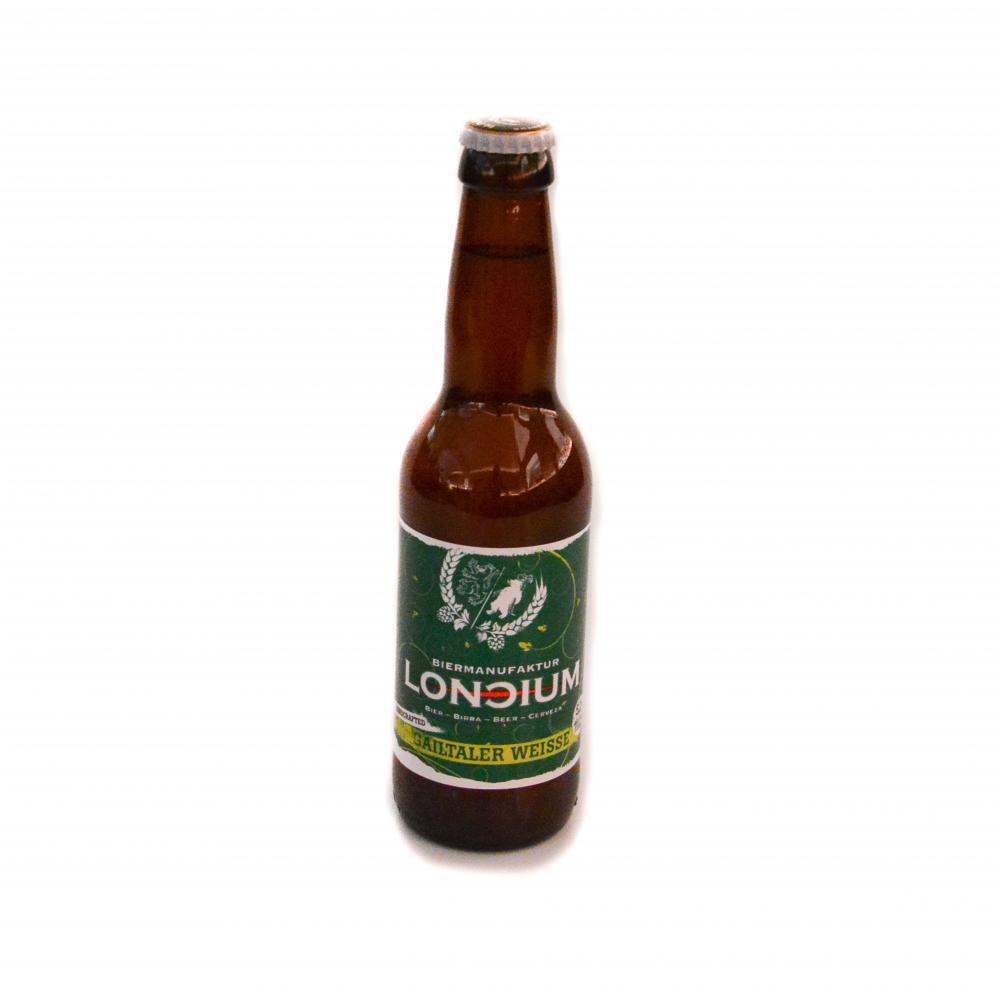 Loncium Bier Gailtaler Weisse, 0,33l