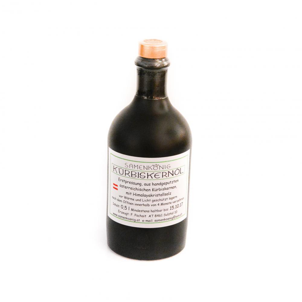 Kürbiskernöl