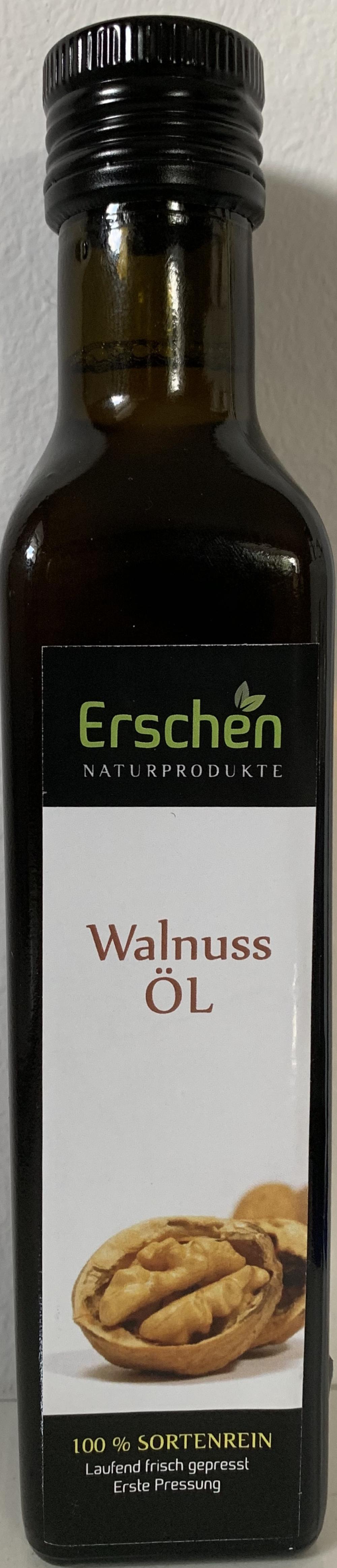 Bio Walnussöl