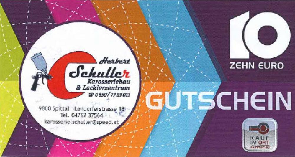 Karosserie Schuller - Lackierzentrum, Karosseriebau