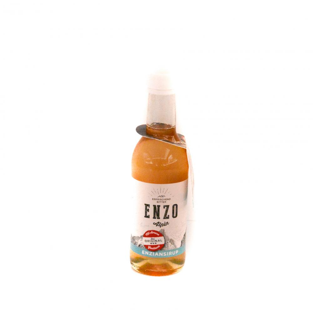 Enzian Sirup
