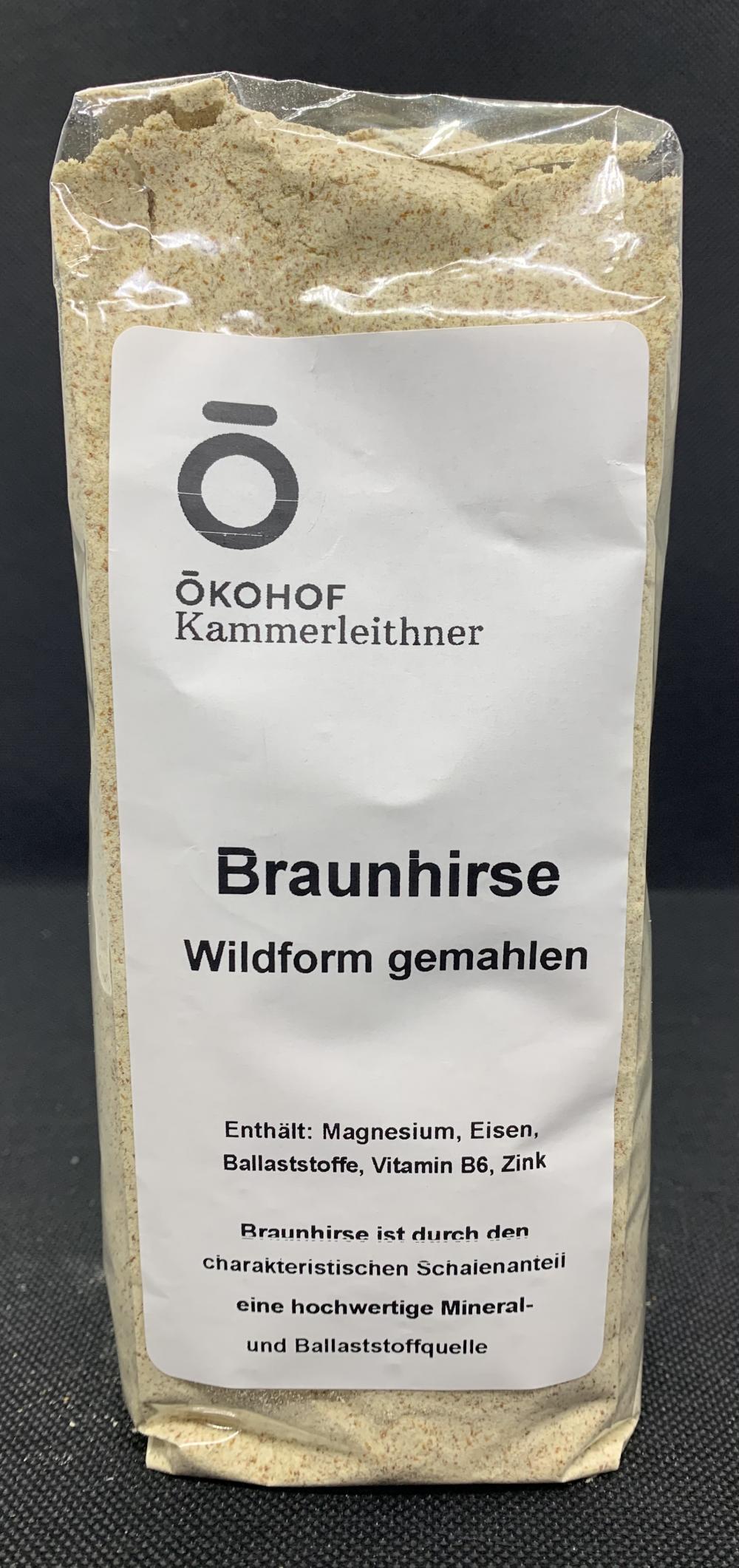 BIO - Braunhirse Wildform