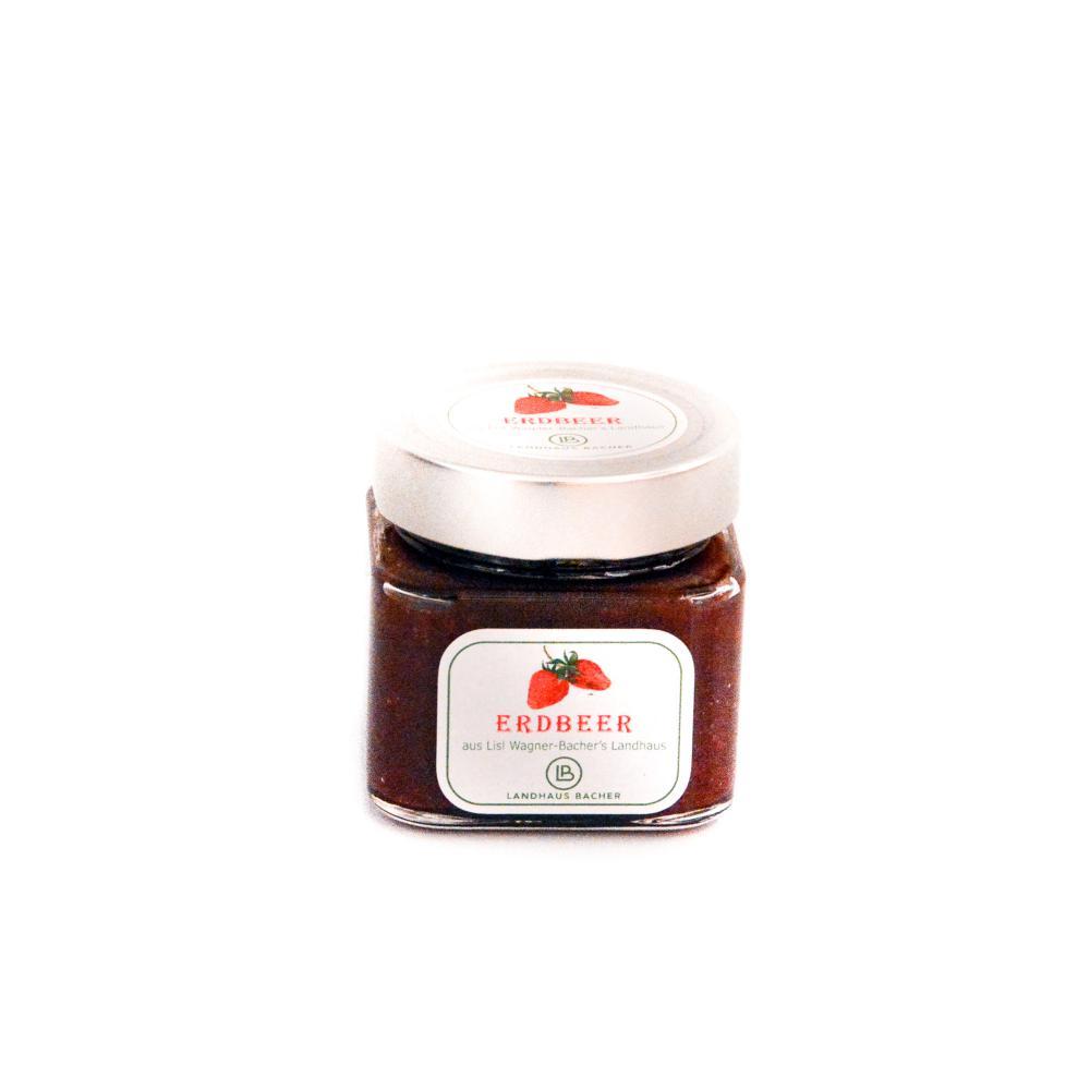Landhaus Bacher Erdbeer Marmelade