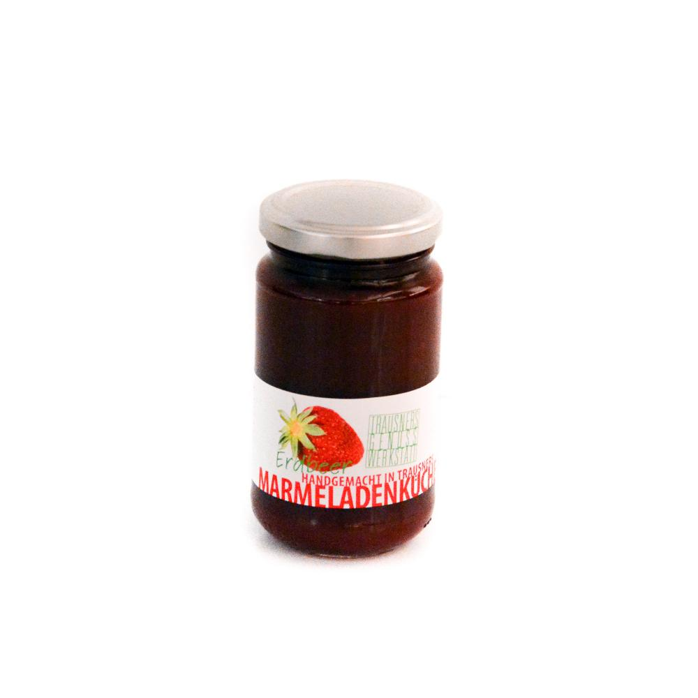 Bio Erdbeer Marmelade Trausner