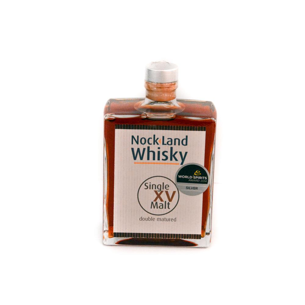 Nock-Land Whisky Single Malt XV double matured