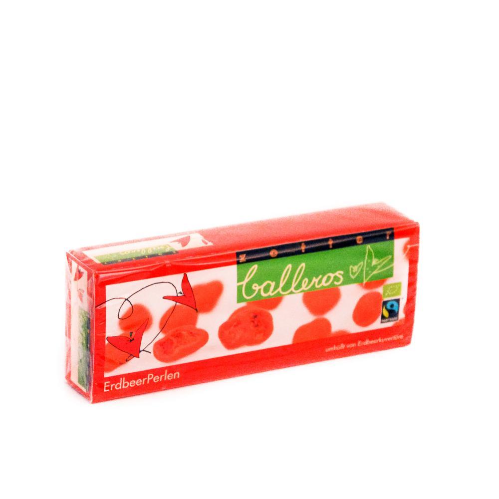 Erdbeerperlen Balleros