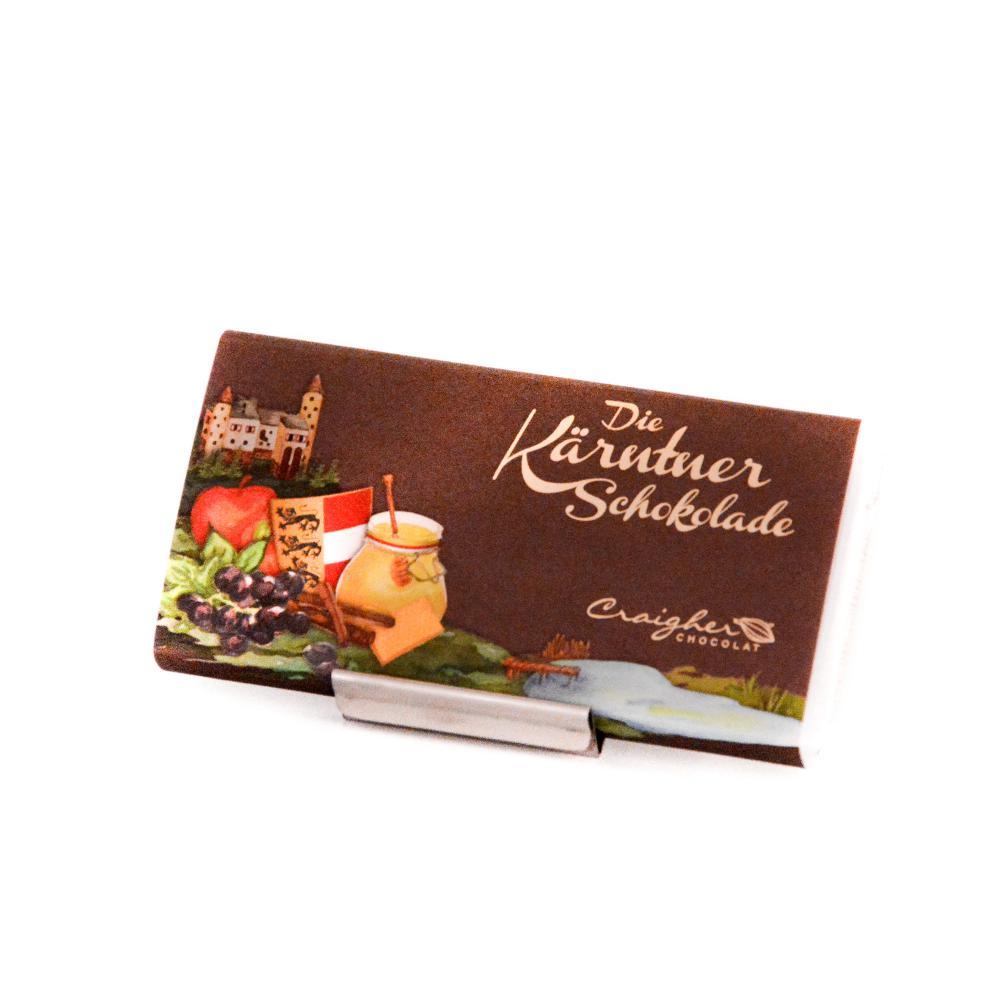 Die Kärntnerschokolade - Zartbitterschokolade