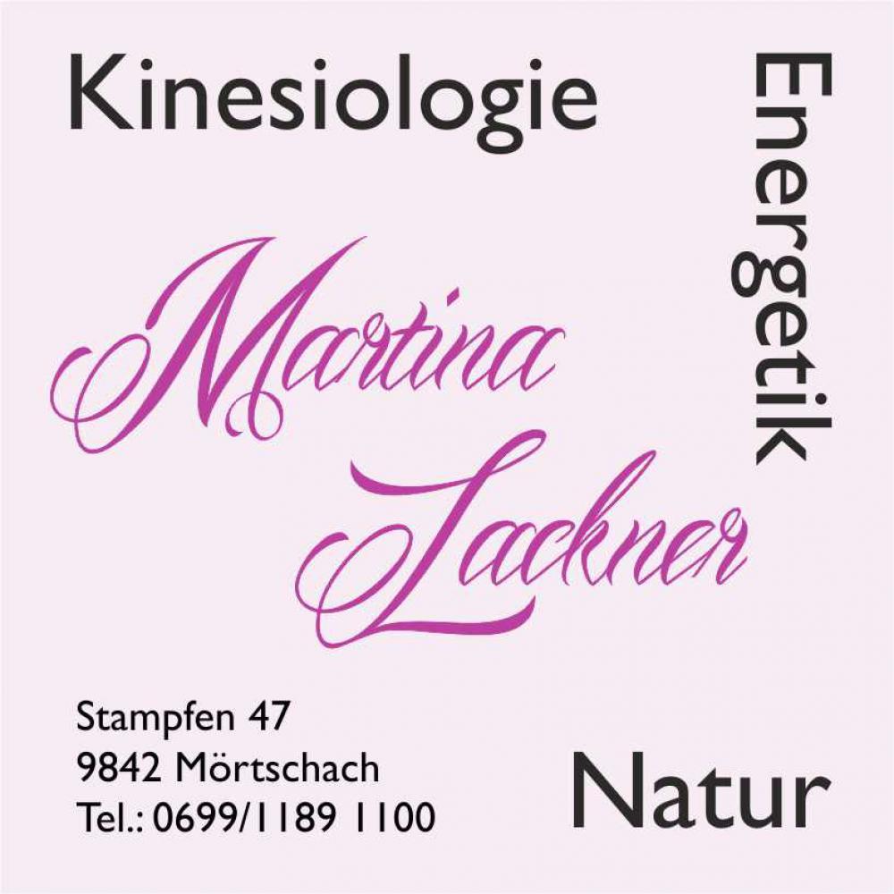 Kinesiologie Martina Lackner - Energetik, Reiki, Kräuter