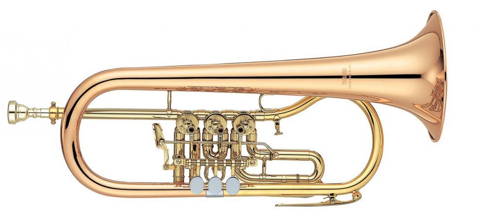 Konzertflügelhorn mod. Yamaha YFH-436G