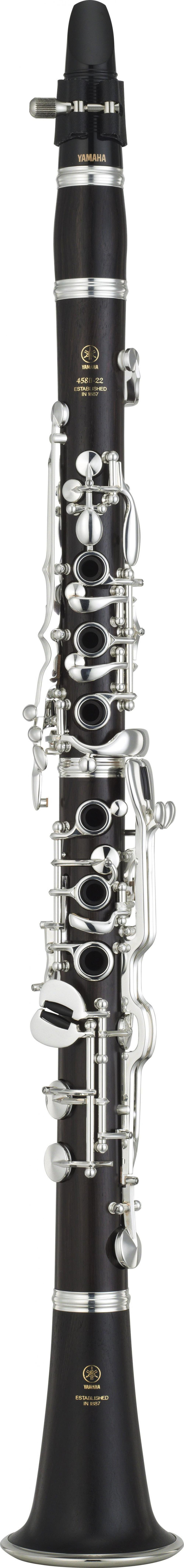 Klarinette mod. Yamaha YCL-458ll-22