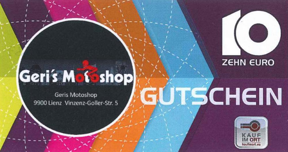 Geris Motoshop - Ihr 2-Rad Fachbetrieb in Osttirol