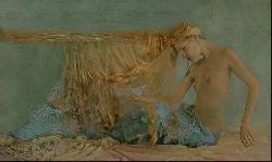 Mermaid fin Denise