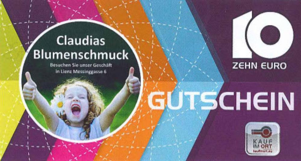 Claudias Blumenschmuck - Floristik