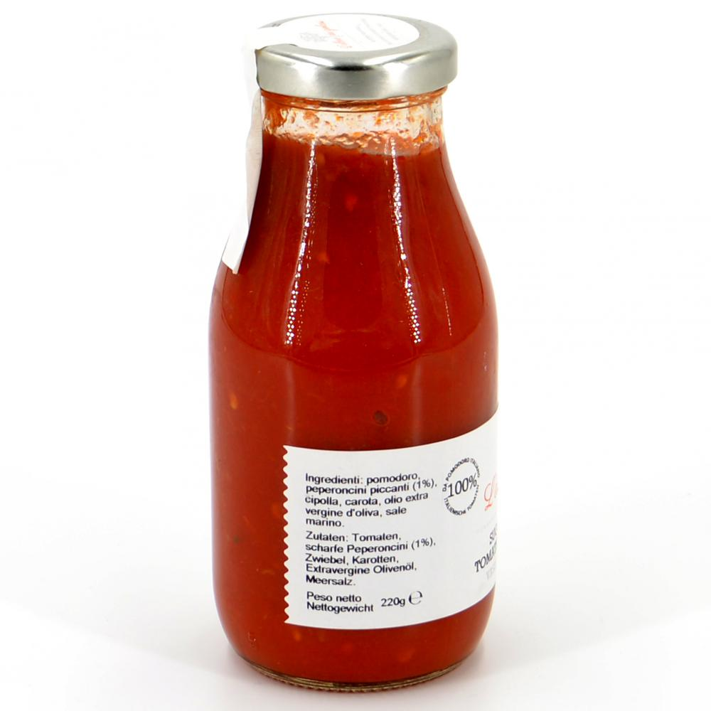 Sugo all´arrabbiata - Tomatensoße