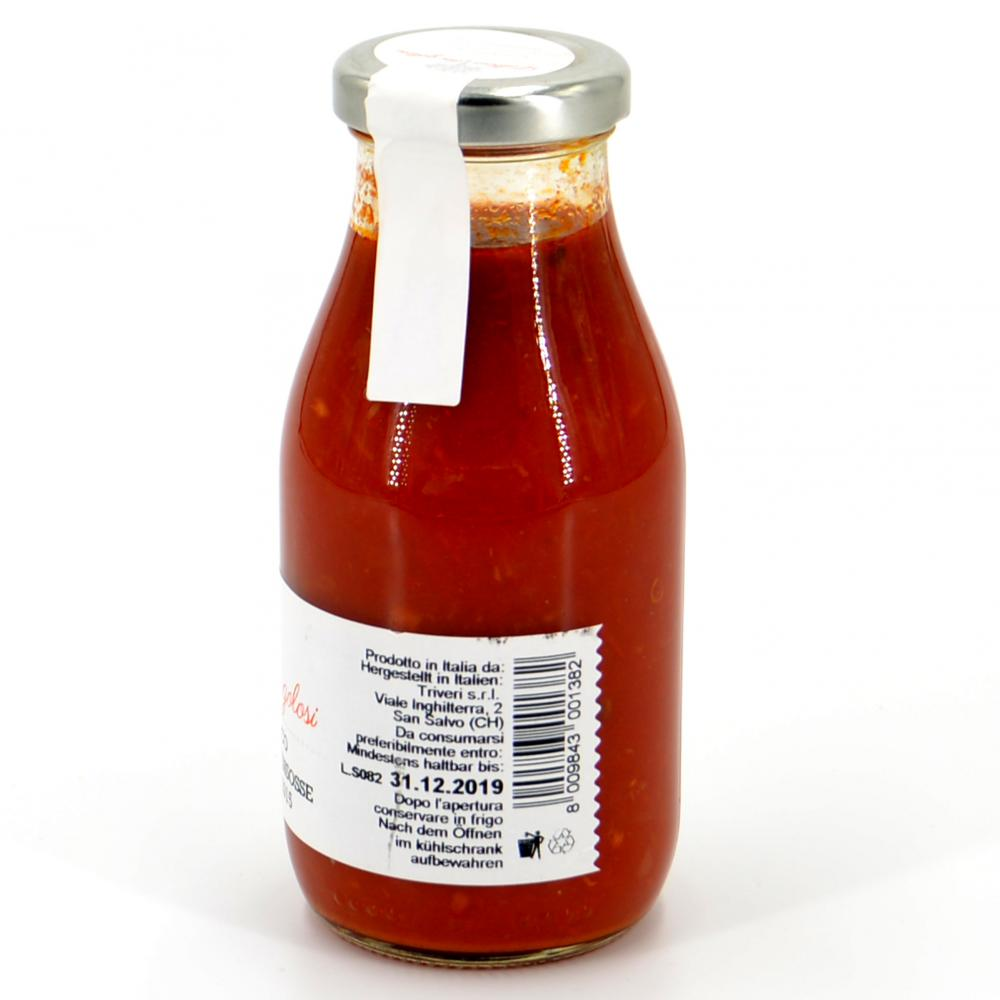 Sugo Rustico - Tomatensoße Rustikal
