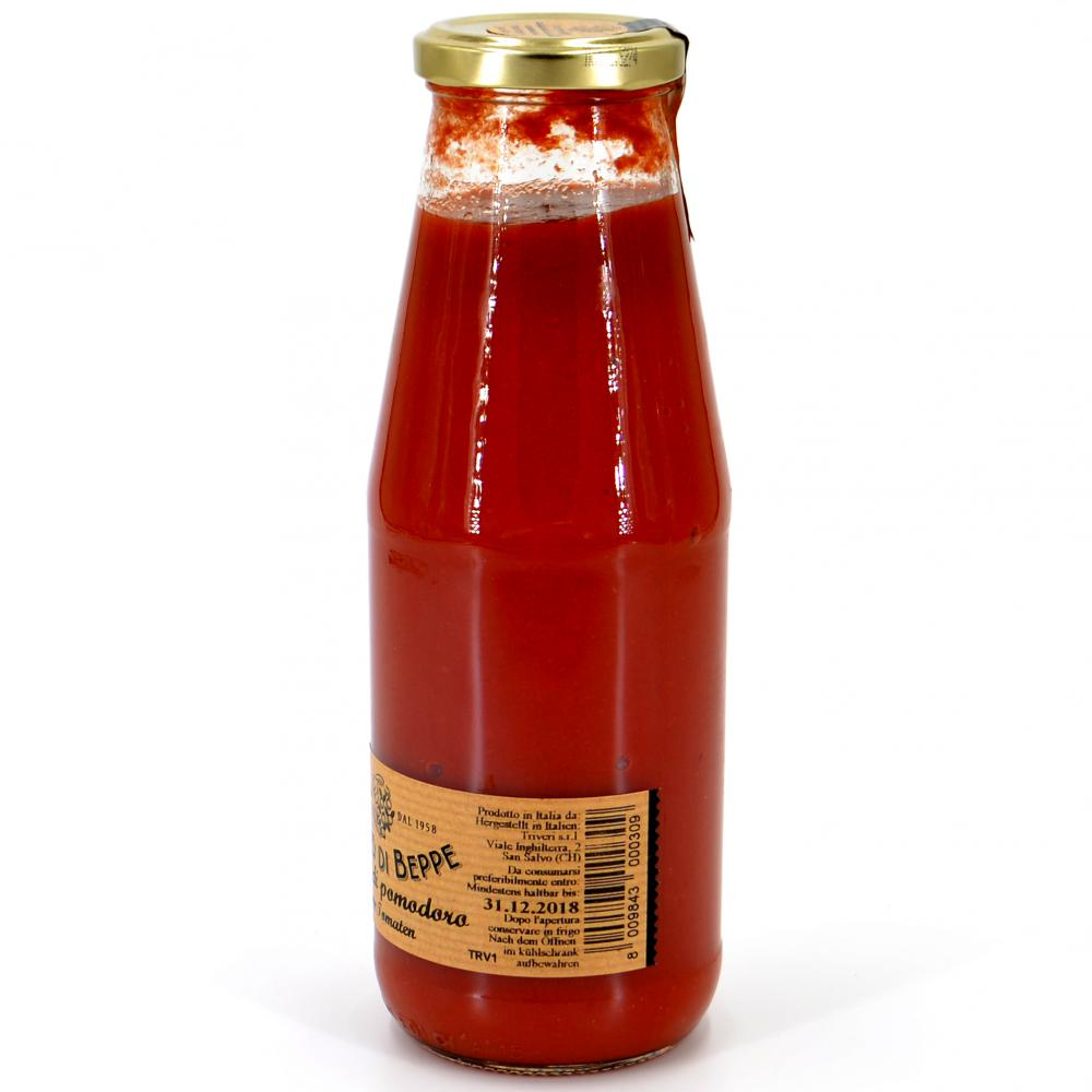 Passata di pomodoro – pürierte Tomaten