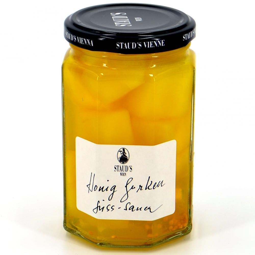 Honig Gurken süss - sauer