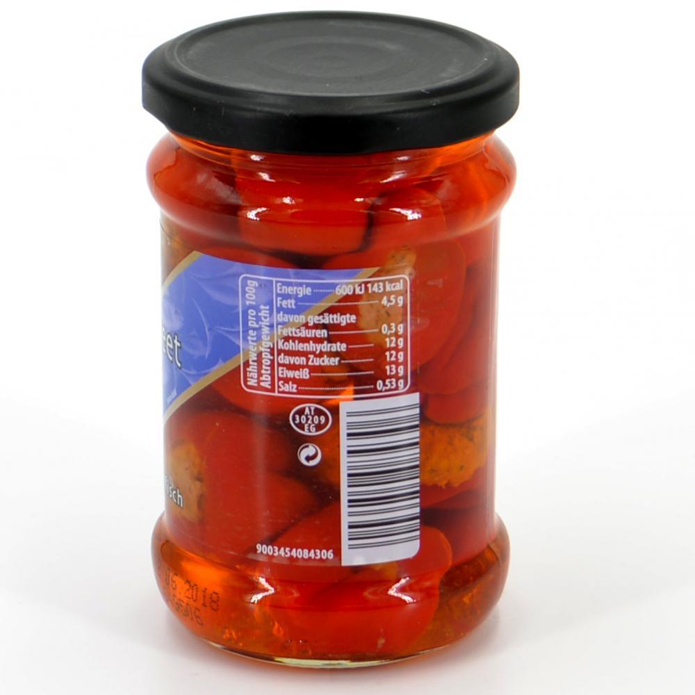Peppersweet gefüllt mit Thunfisch