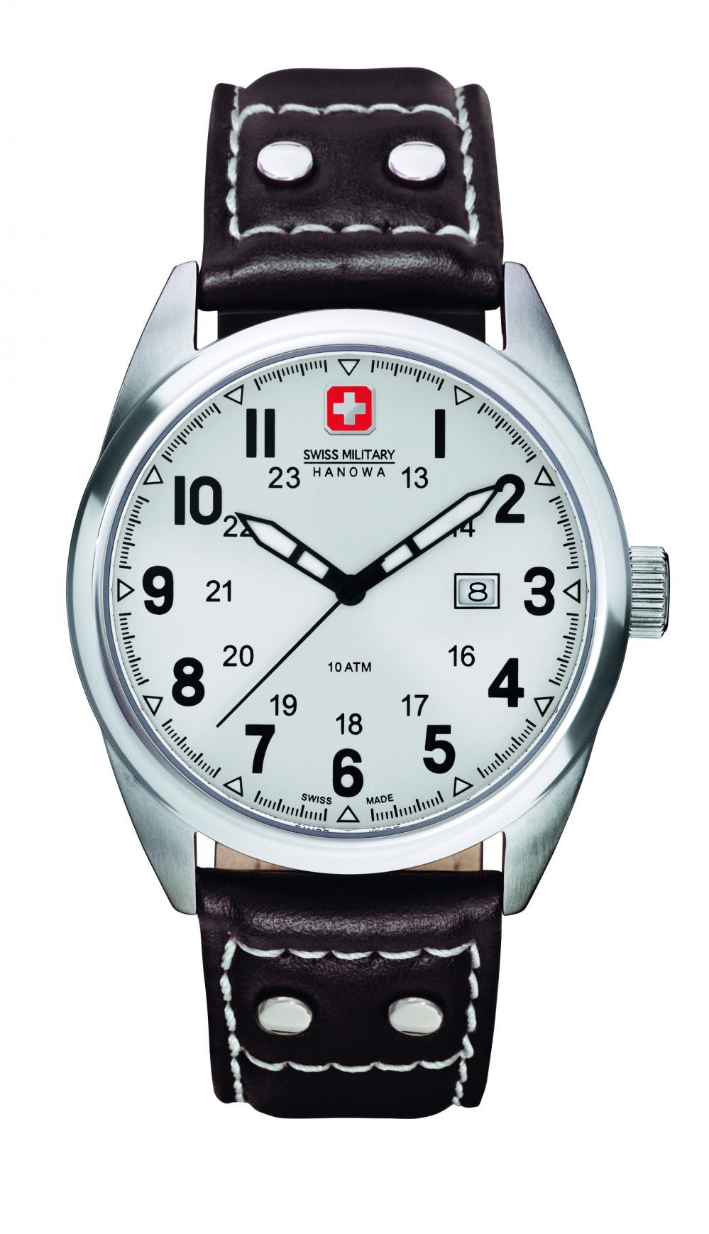 Swiss Military Herren Armbanduhr