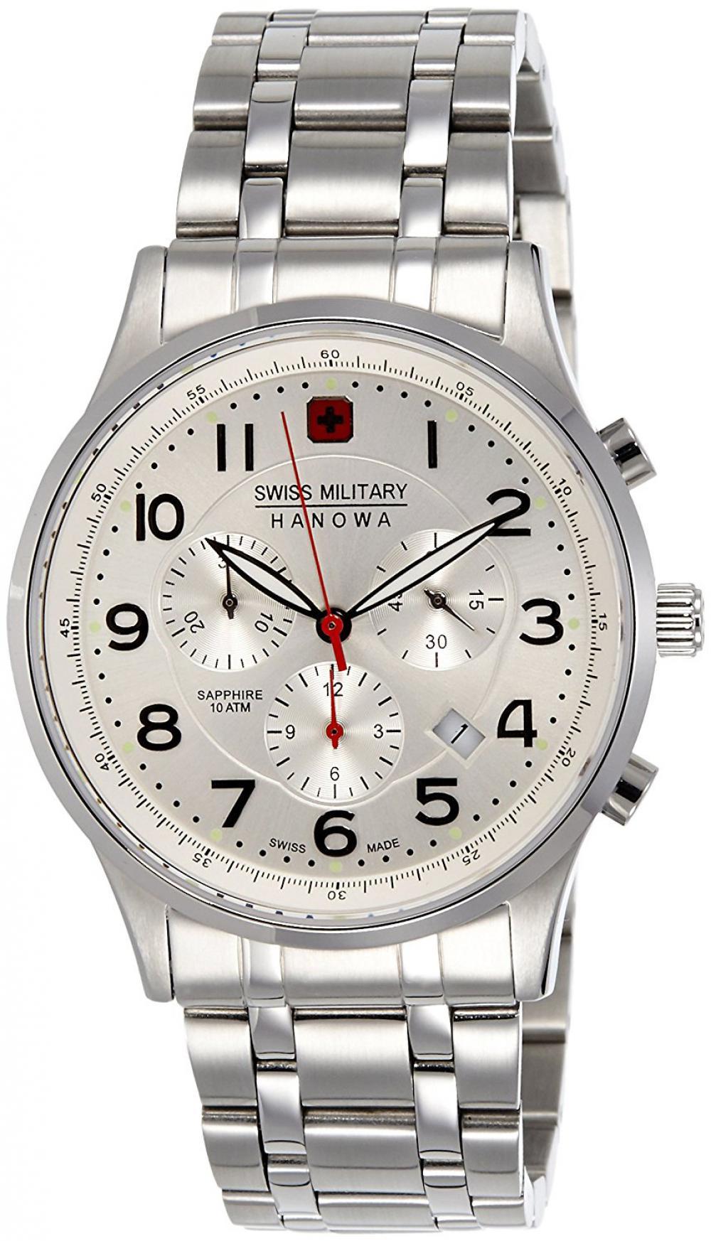 Swiss Military Hanowa Herren-Armbanduhr