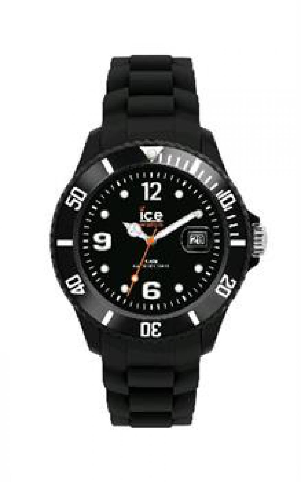 ICE WATCH Ice Forever Black Small