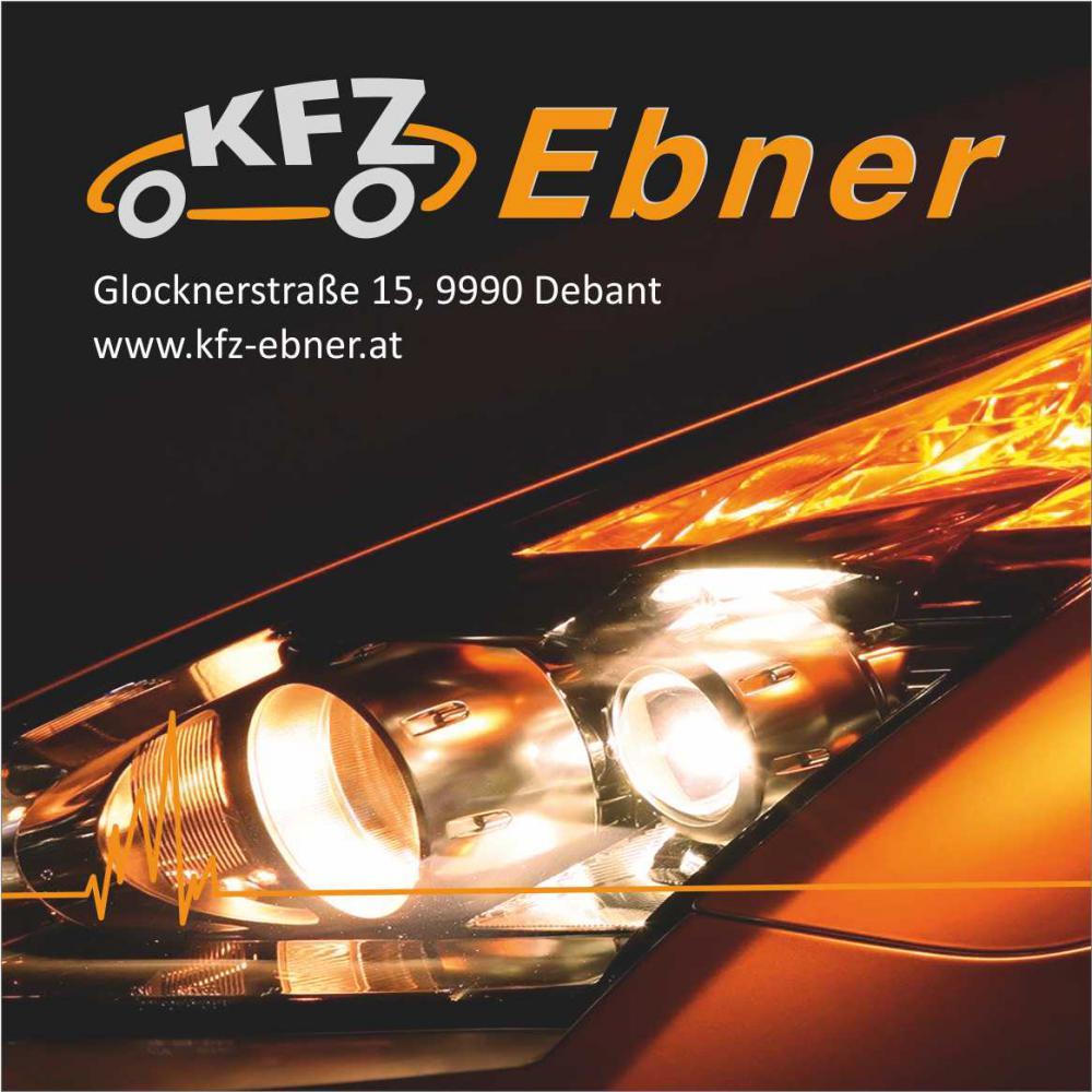 KFZ Ebner - Karosserie Fachbetrieb, Reparatur