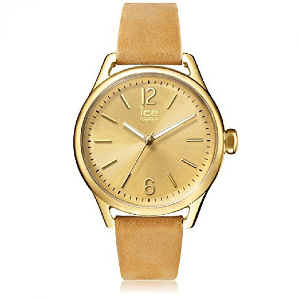 ICE WATCH Time Beige/Gold