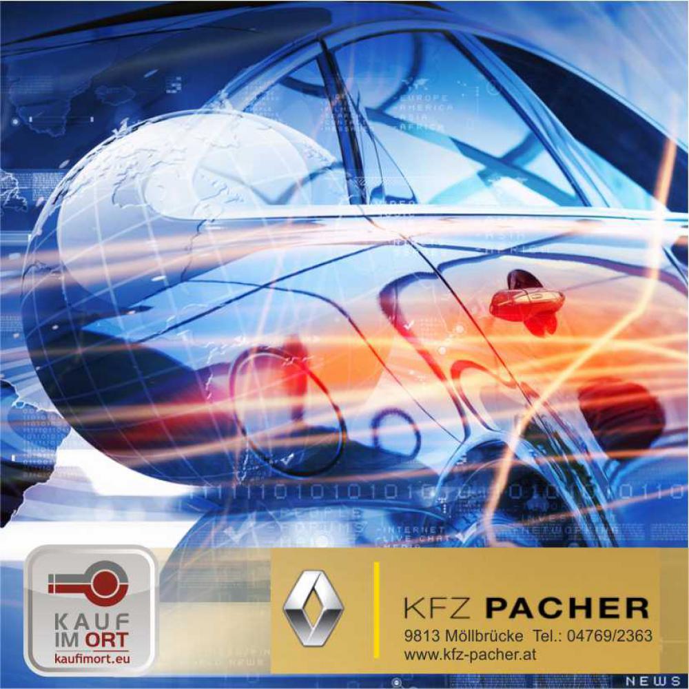 KFZ Werkstätte Pacher - Renault