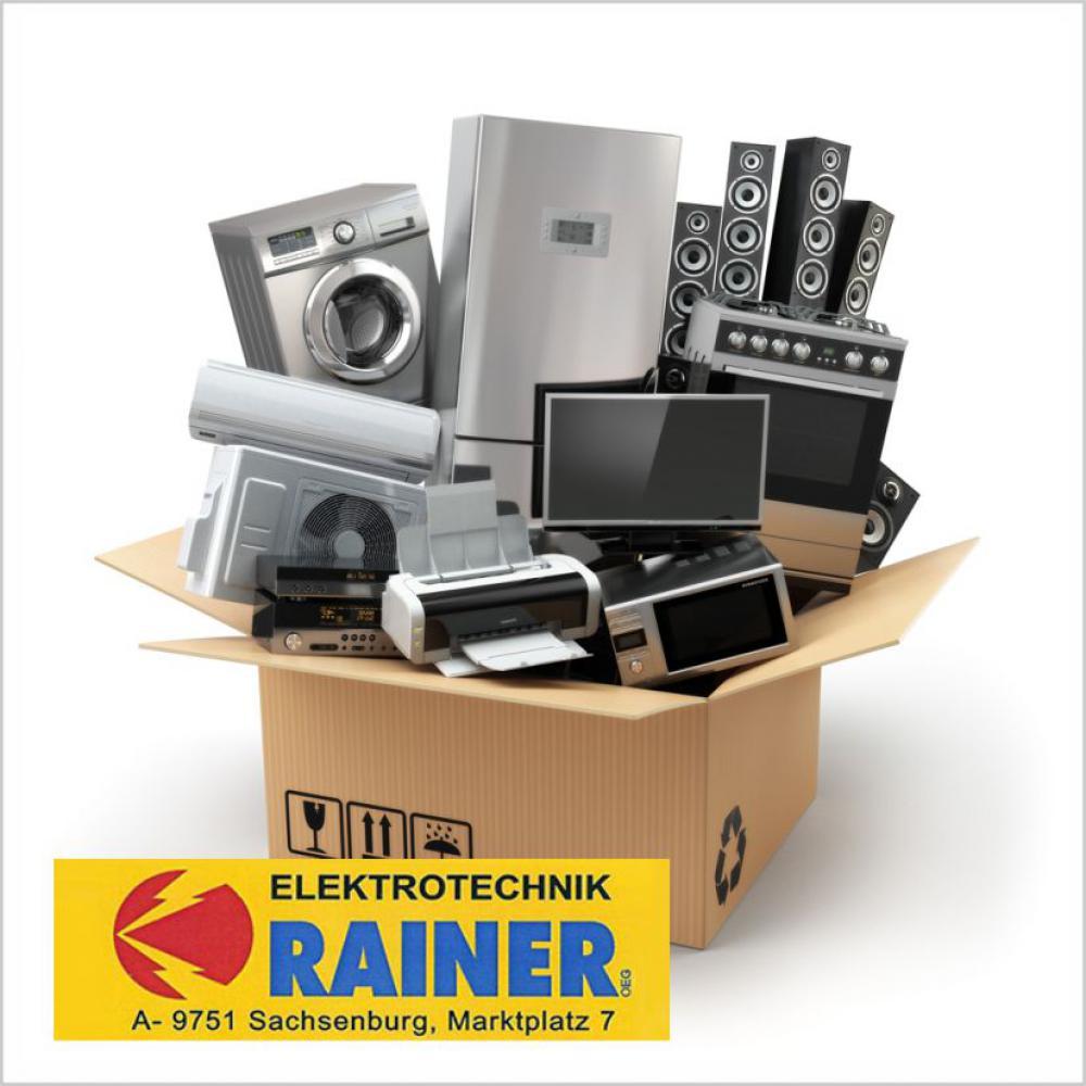 Elektrotechnik Rainer - Verkauf, Reperatur, Installation