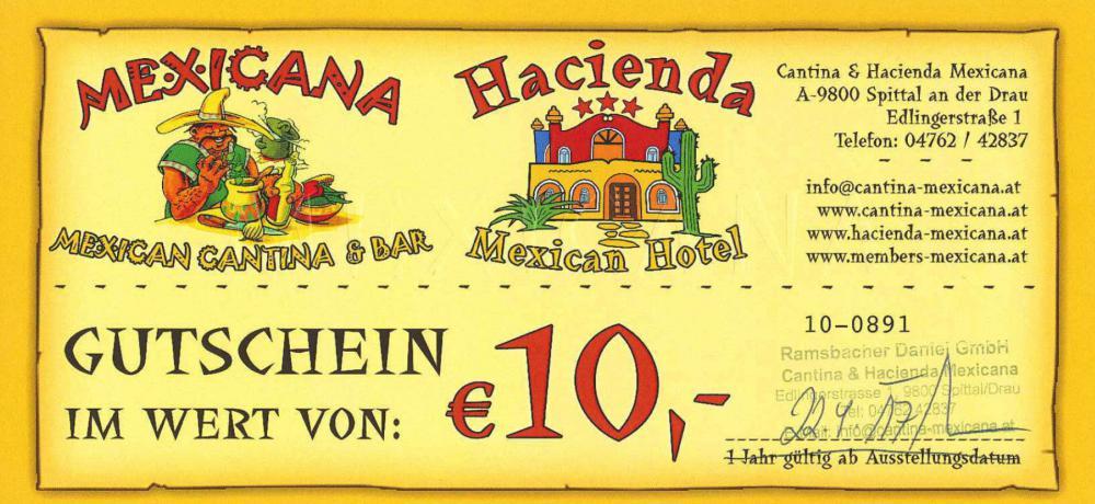 Cantina & Hacienda Mexicana - Restaurant, Hotel