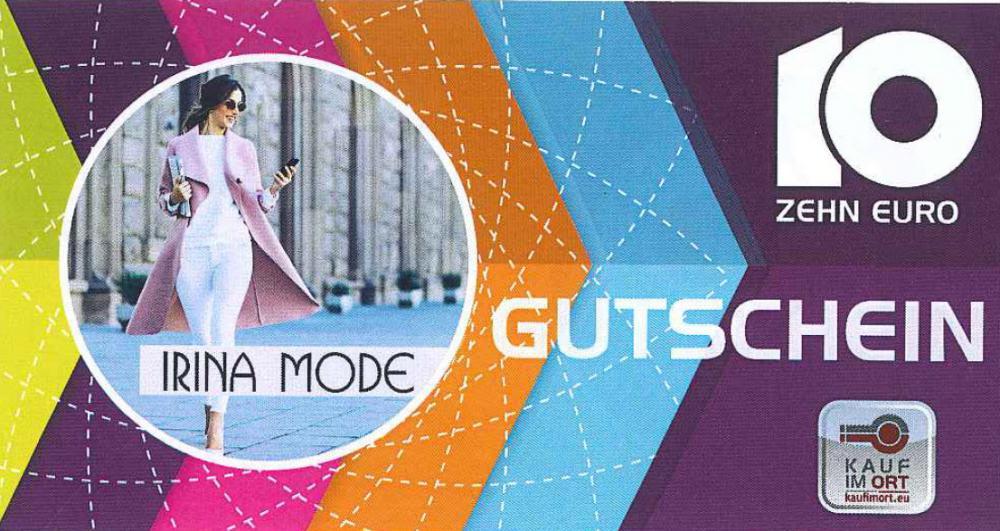 Irina Mode - Boutique für Fashion und Lifestyle