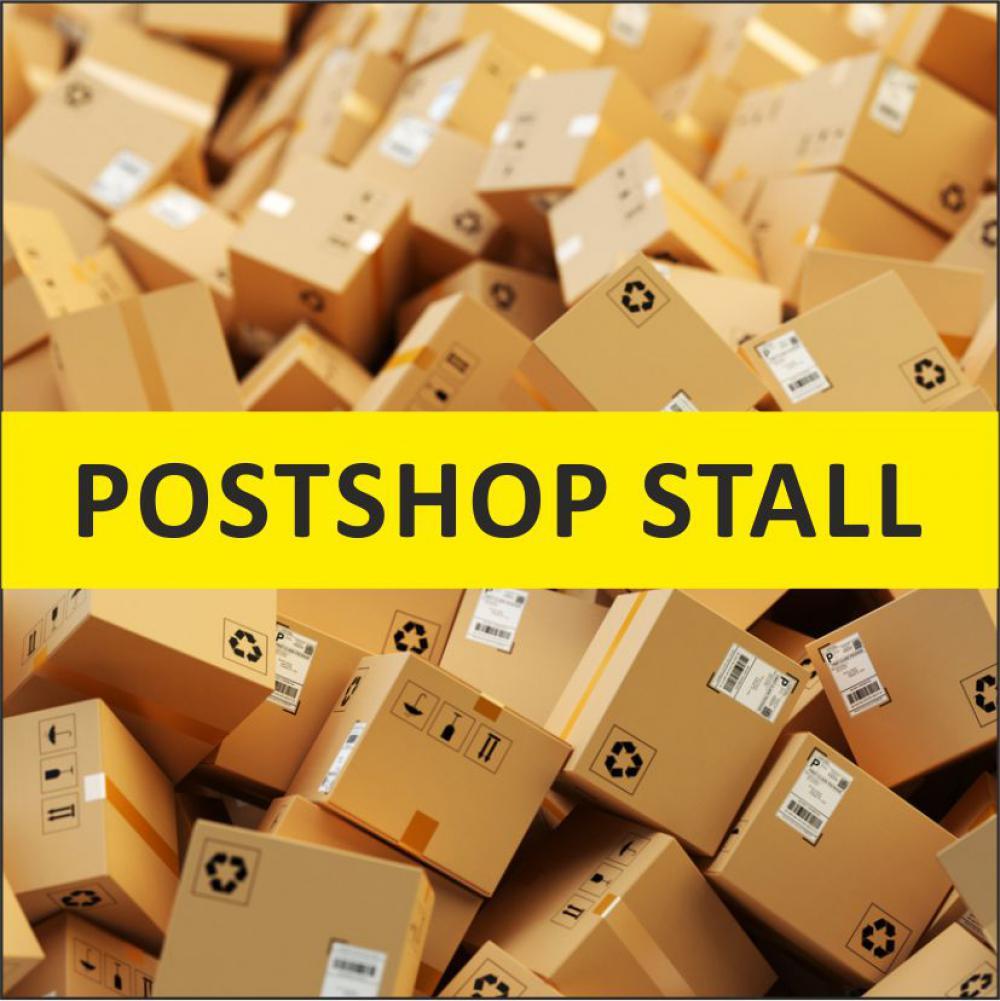 Postshop - Post-Partner, Spiele, Accessoires, Deko