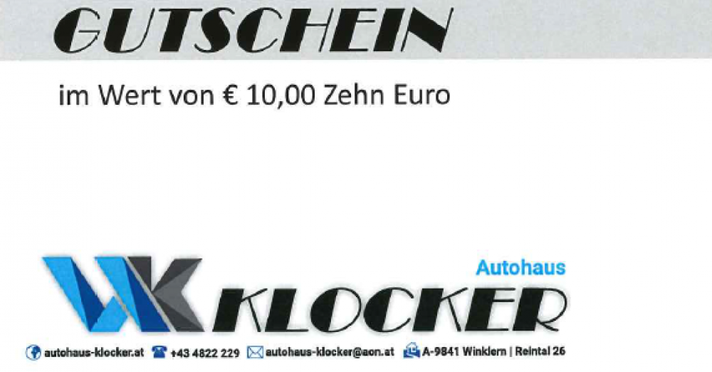 Autohaus Klocker - Werkstatt, Reparatur, Service