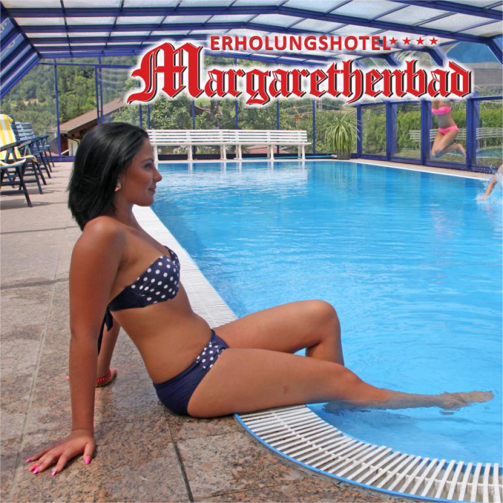 Erholungshotel Margarethenbad - Tennis, Schwimmen, Kuren