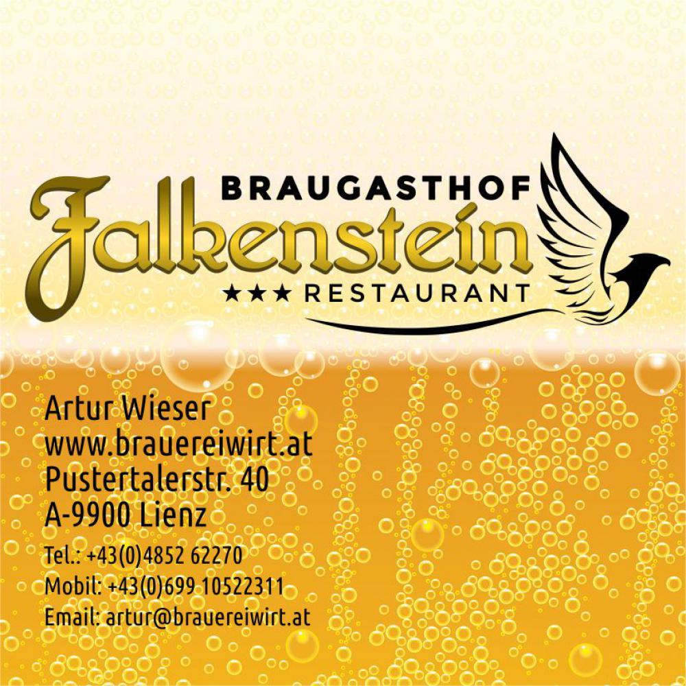 Braugasthof Falkenstein-  Restaurant, Gasthaus