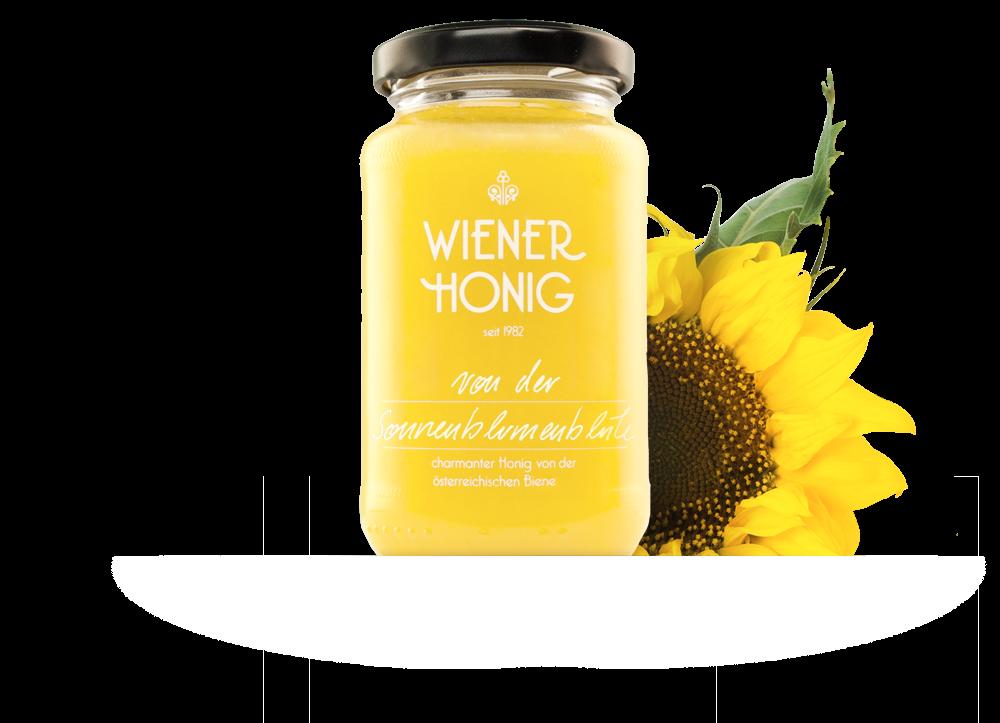 Von der Sonnenblumenblüte, Honig 200g