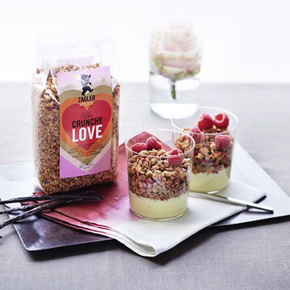 Bio Crunchy Love 500g