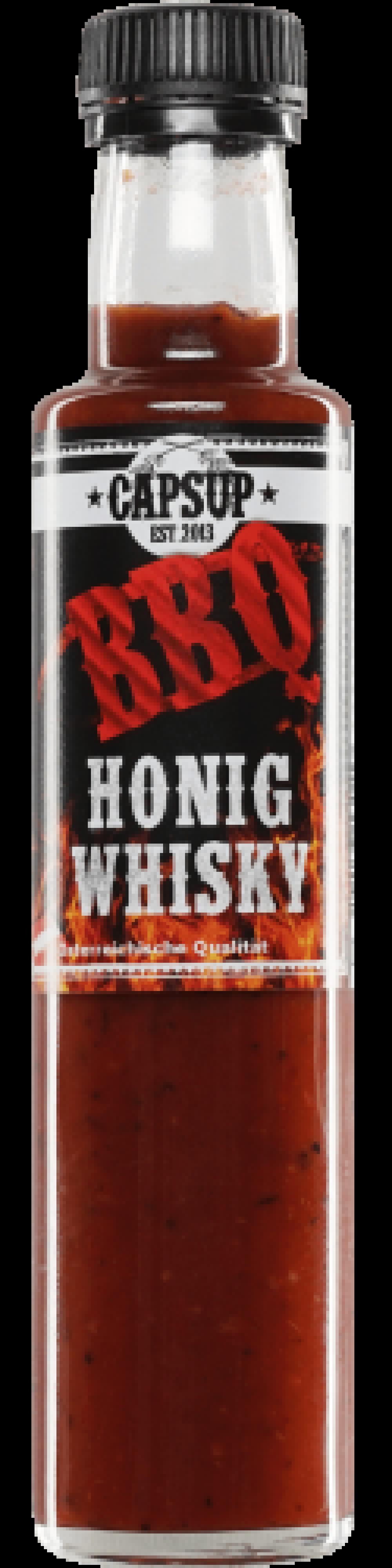 BBQ Honig Whisky, 250ml, 0/10