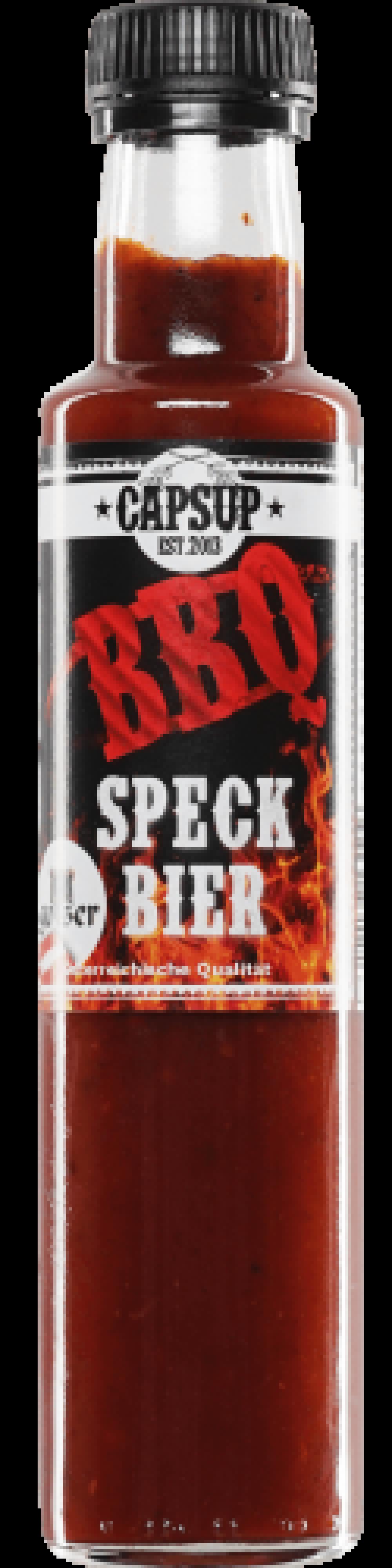 BBQ Speck Bier, 250ml, 4/10