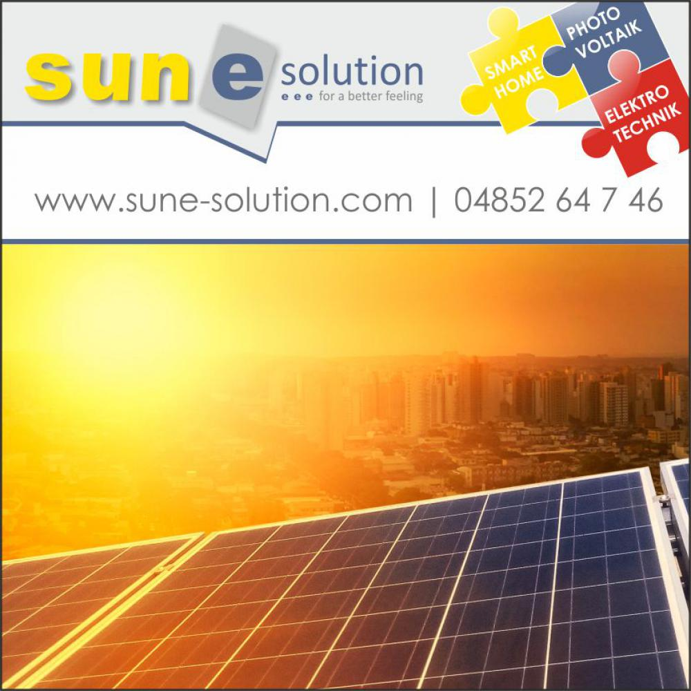 Sun e solution - Solar, Energie,  Photovoltaik